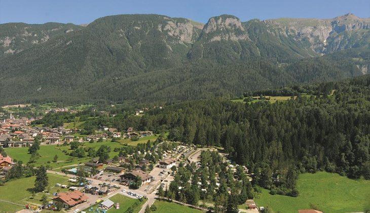 Aanbiedingen en korting Dolomiti Camping Village Dimaro-Folgarida