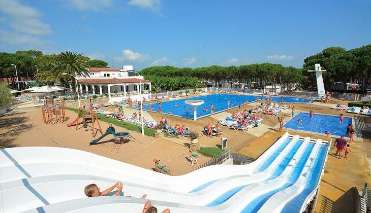 Aanbieding Camping Cypsela Resort Sandaya, Spanje
