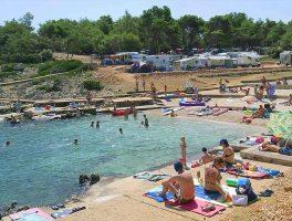 Aanbiedingen en korting Camping Poljana Mali Lošinj