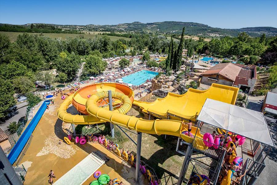 Aanbiedingen en korting Camping Domaine le Pommier - Ciela Village Villeneuve-de-Berg