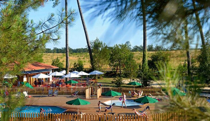 Aanbiedingen en korting Camping Huttopia Landes Sud Saint-Michel-Escalus