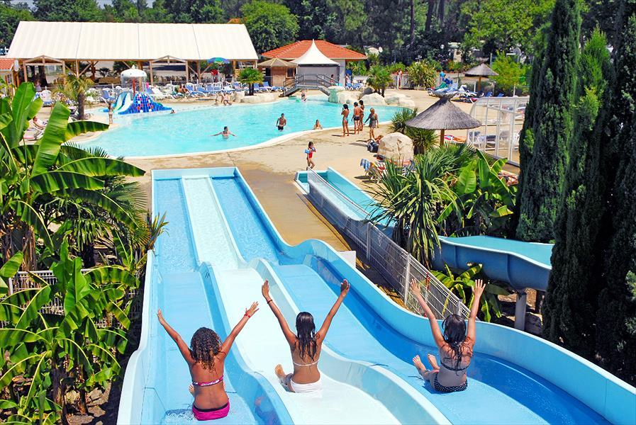 Aanbiedingen en korting Camping Mayotte Vacances Biscarrosse