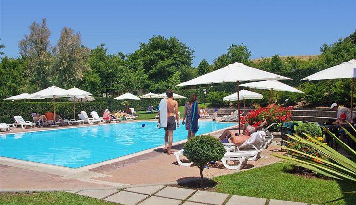 Aanbiedingen en korting Flaminio Village Camping & Bungalow Park Rome