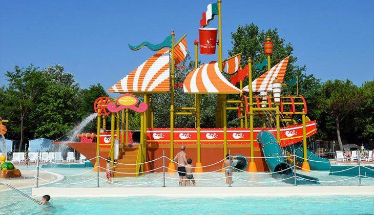 Aanbiedingen en korting Camping Spiaggia e Mare Porto Garibaldi