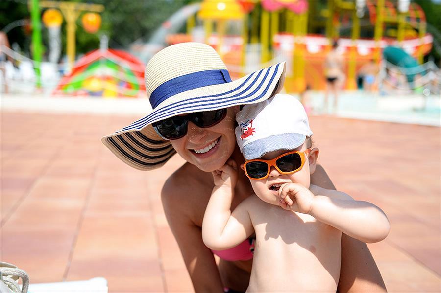Camping Spiaggia e Mare in Porto Garibaldi is een kindvriendelijke camping in Italië