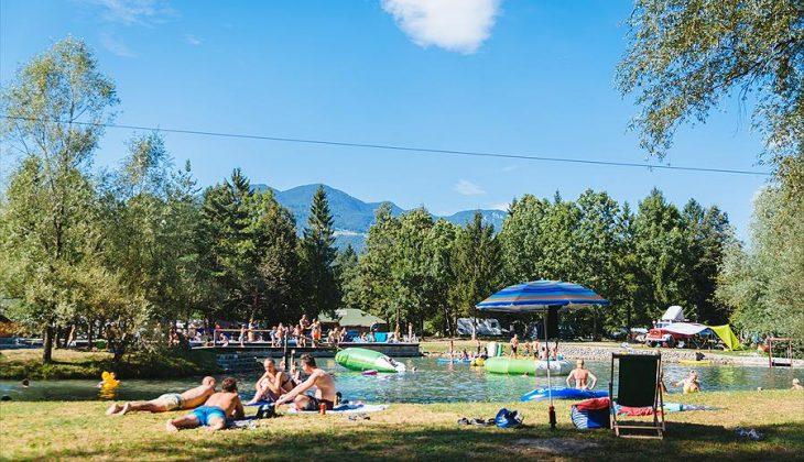 Aanbiedingen en korting Camping Menina Rečica ob Savinji