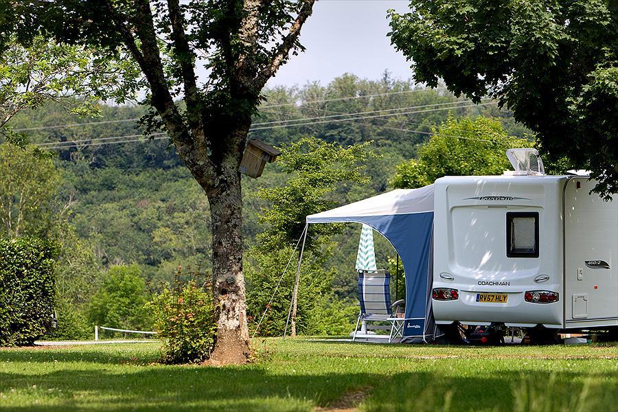 Camping Yelloh! Village Les Gorges du Chambon bij Eymouthiers (Charente)