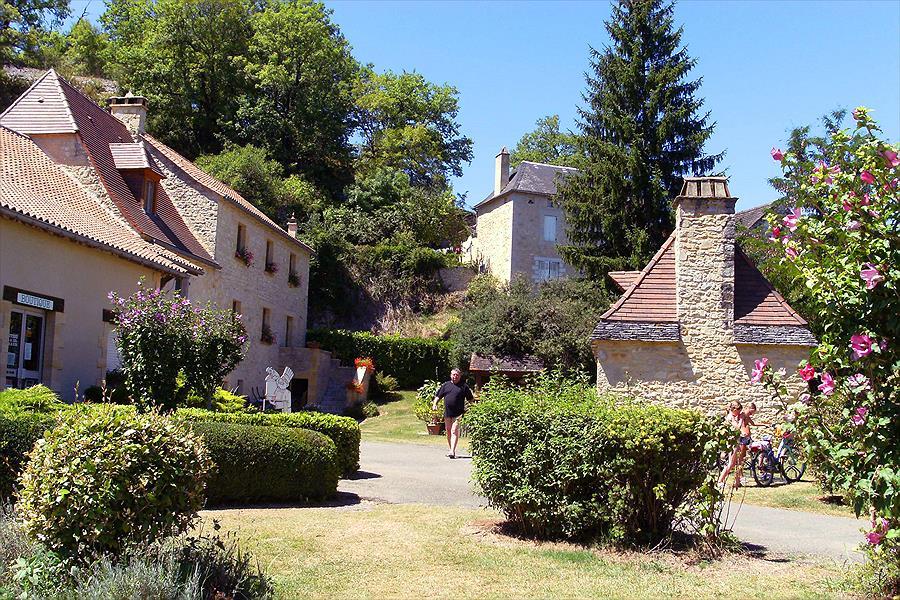 Camping Le Moulin de Paulhiac in Daglan is een kindvriendelijke camping in Frankrijk
