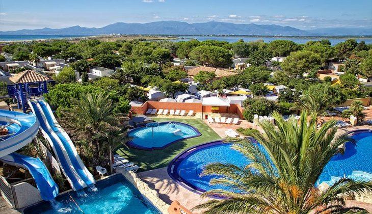 Aanbiedingen en korting Camping Mar Estang Canet-en-Roussillon