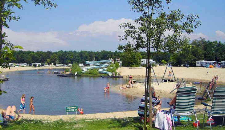 Aanbiedingen en korting Camping Vakantiepark Het Stoetenslagh Rheezerveen