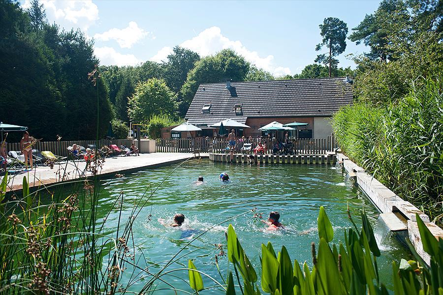 Aanbiedingen en korting Camping Huttopia Rambouillet Rambouillet