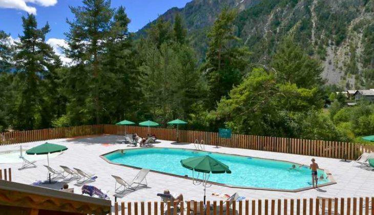 Aanbiedingen en korting Camping Huttopia La Clarée Val-des-Prés