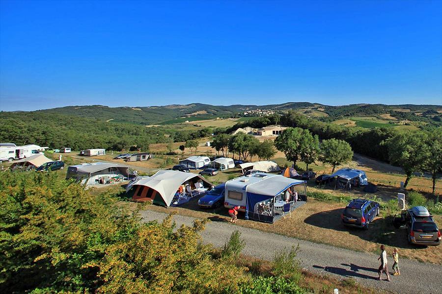 Camping Yelloh! Village Domaine d'Arnauteille in Montclar is een kindvriendelijke camping in Frankrijk