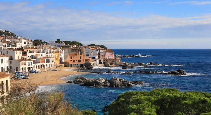 De drie mooiste kustplaatsjes van Spanje