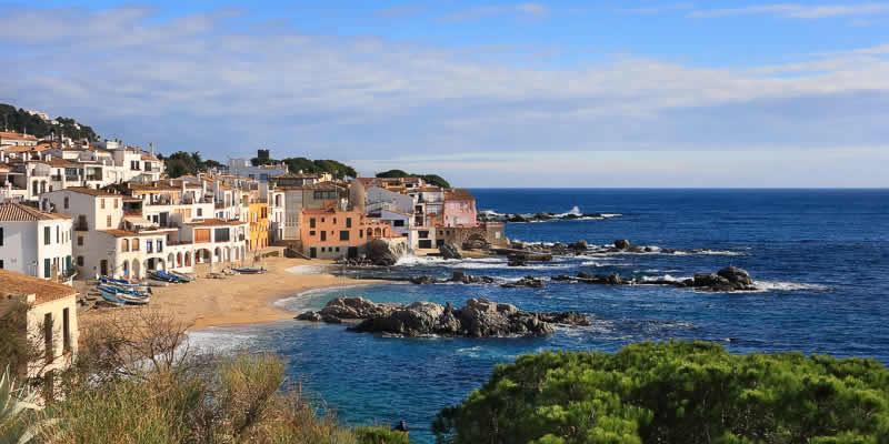 Top 3 kustplaatsjes in Spanje