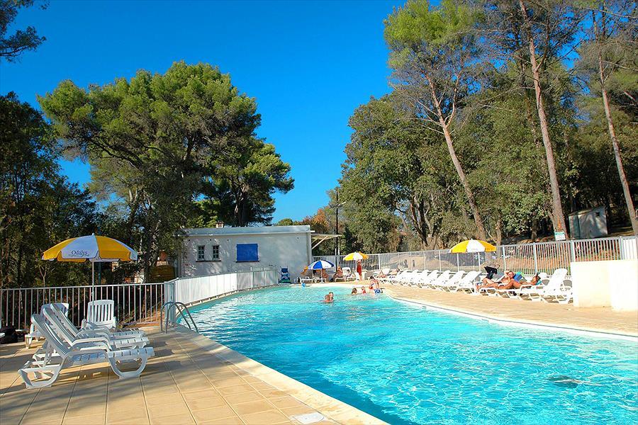 Camping Odalys La Forêt de Janas in La Seyne-sur-Mer is een kindvriendelijke camping in Frankrijk