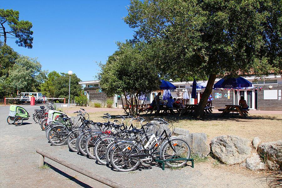Camping Odalys Monplaisir bij Saint-Trojan-les-Bains (Charente-Maritime)
