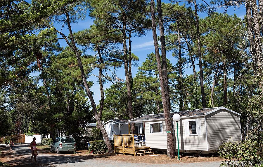 Camping Odalys Les Dunes in Longeville-sur-Mer is een kindvriendelijke camping in Frankrijk