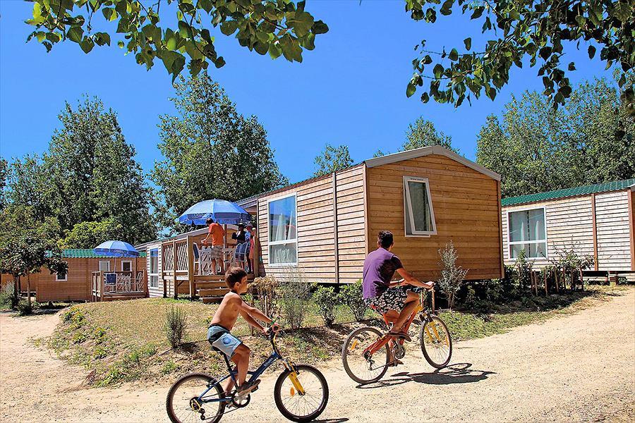 Camping Odalys Les Demoiselles in Saint-Hilaire-de-Riez is een kindvriendelijke camping in Frankrijk