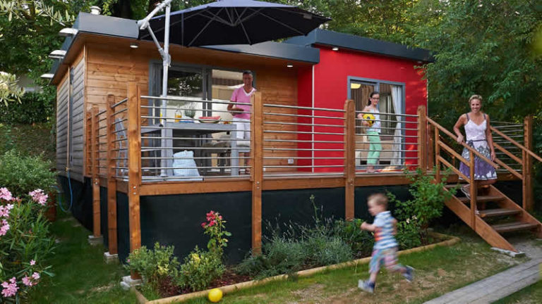 Glamping in Zuid-Europa op luxe campings