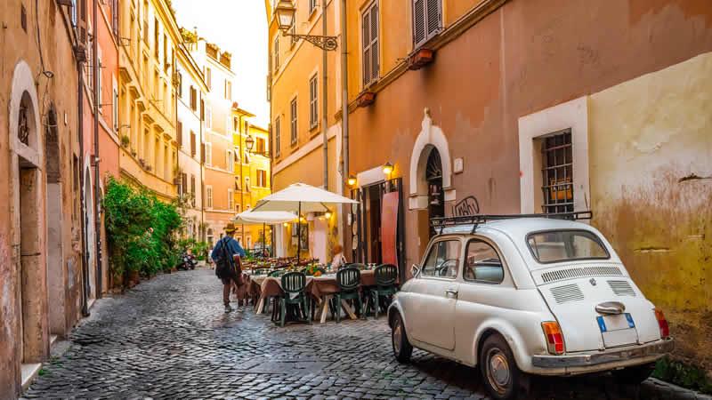 Wat kost een vakantie in Italië