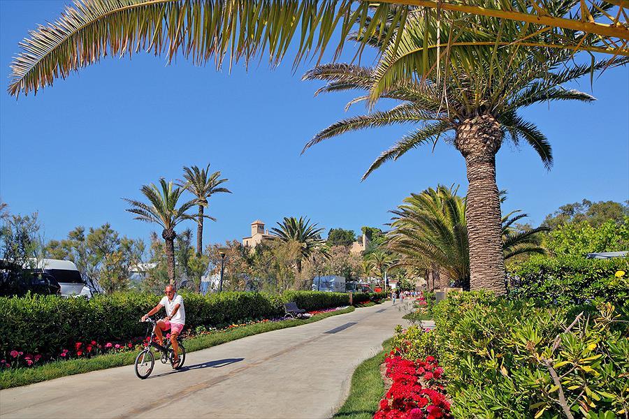 Tamarit Beach Resort bij Tamarit (Tarragona)