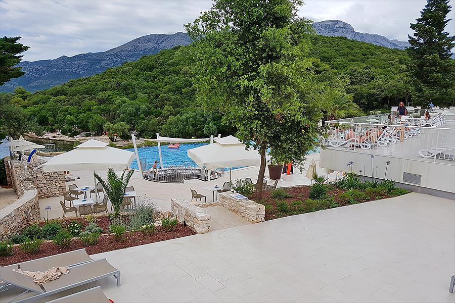 Camping Port 9 Camping in Korčula is een kindvriendelijke camping in Kroatië