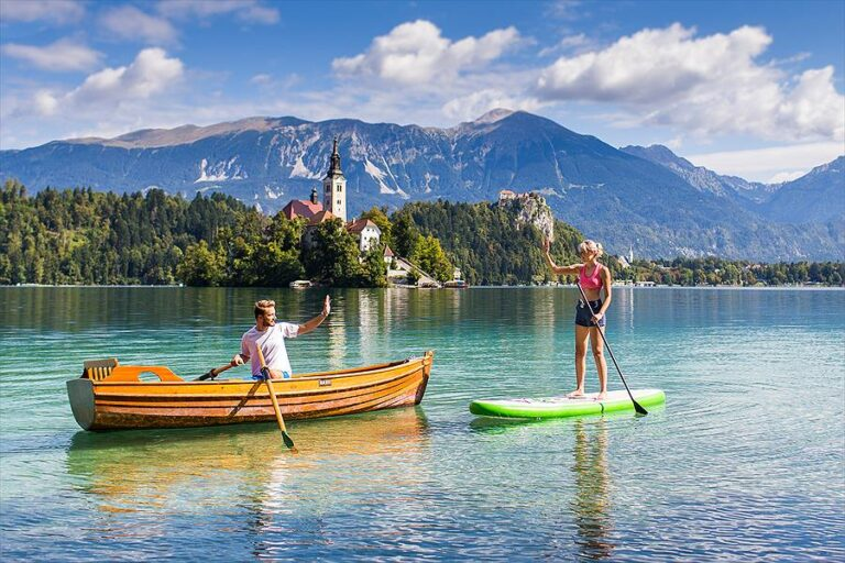 Aanbiedingen en korting Camping Bled Bled