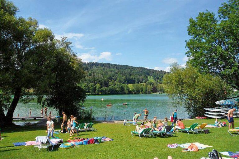 Aanbiedingen en korting Sonnenresort Maltschacher See Feldkirchen in Kärnten