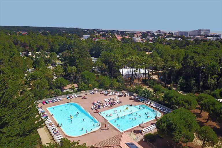 Aanbiedingen en korting Camping Campéole Les Sirènes Saint-Jean-de-Monts