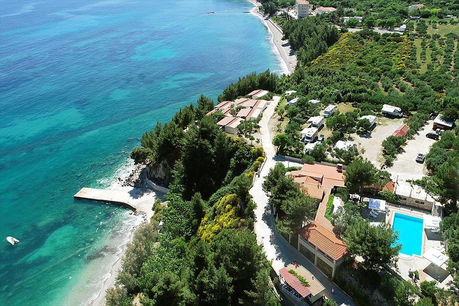 Aanbiedingen en korting Nevio Camping Orebić