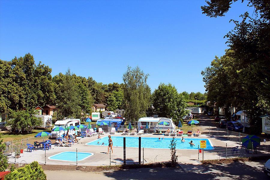 Aanbiedingen en korting Camping Sokol Praha Praag