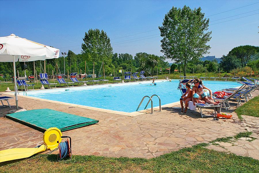 Aanbiedingen en korting Camping Roma Flash Bracciano