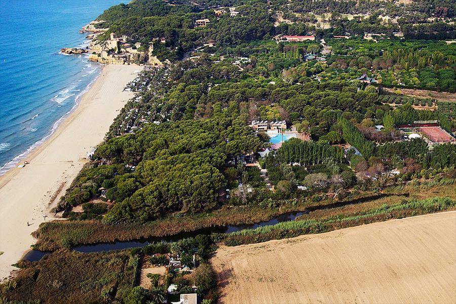 Tamarit Beach Resort in Tamarit is een kindvriendelijke camping in Spanje