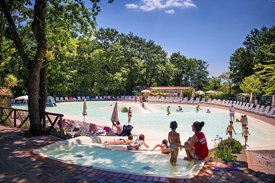 Aanbiedingen en korting Camping I Pini Family Park Fiano Romano