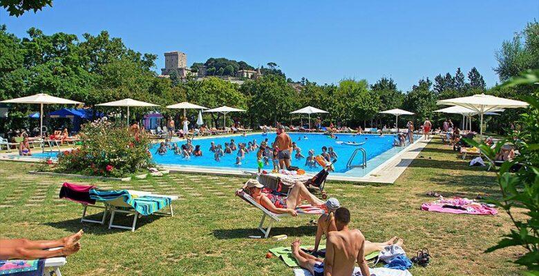 Aanbiedingen en korting Camping Village Parco delle Piscine Sarteano
