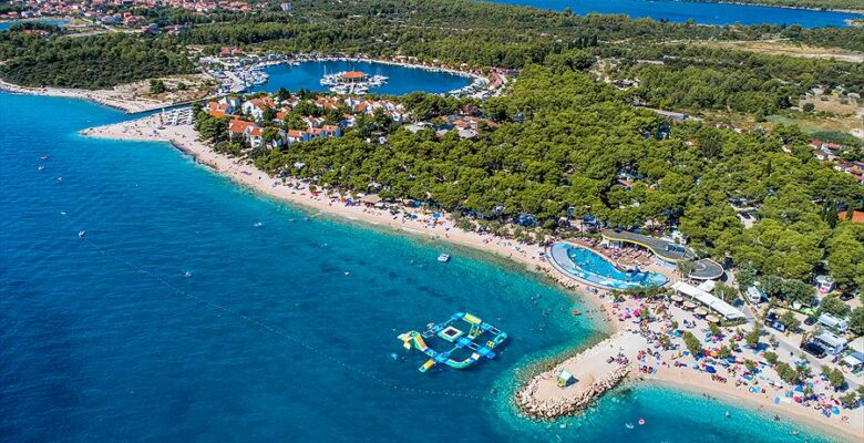 Aanbiedingen en korting Camping Resort Solaris Šibenik