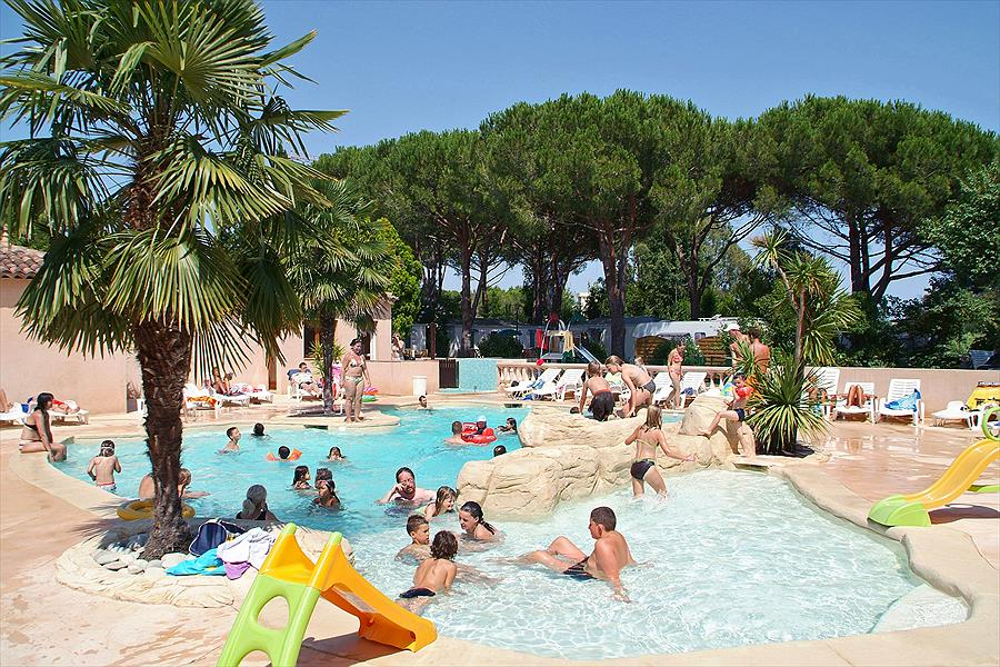 Aanbiedingen en korting Camping Les Cigales Mandelieu-la-Napoule