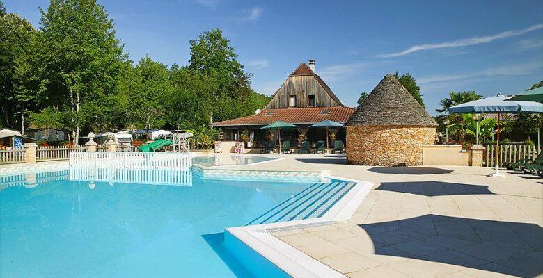 Aanbiedingen en korting Camping Le Moulin du Roch Sarlat-la-Canéda