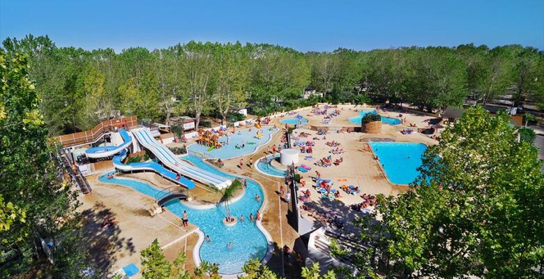 Aanbiedingen en korting Camping Domaine La Yole - Wine Resort & Spa Valras-Plage