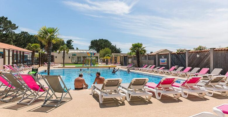 Aanbiedingen en korting Camping Yelloh! Village Le Chaponnet Brem-sur-Mer