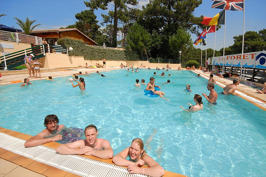 Tohapi La Forêt in Pyla sur Mer is een kindvriendelijke camping in Frankrijk