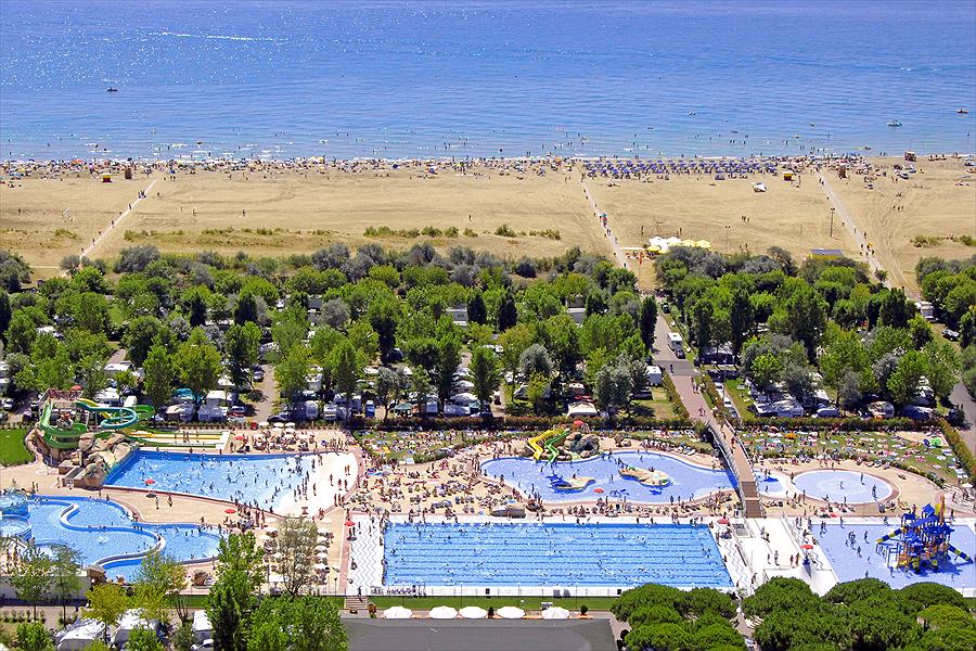 Aanbiedingen en korting Camping Village Marina di Venezia Cavallino-Treporti