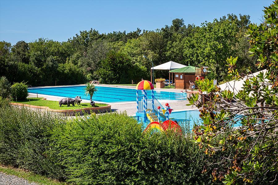 Aanbiedingen en korting Camping & Village Montescudaio Montescudaio