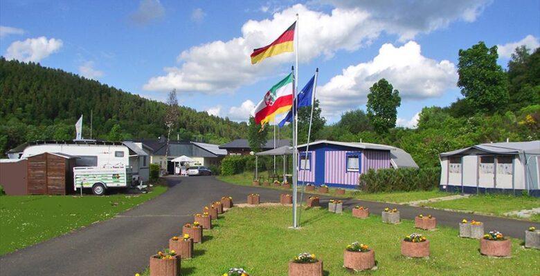 Aanbiedingen en korting Kronenburger See Hallschlag