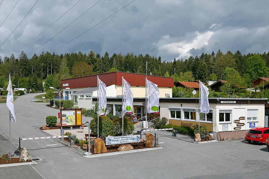 Aanbiedingen en korting Knaus Campingpark Viechtach Viechtach