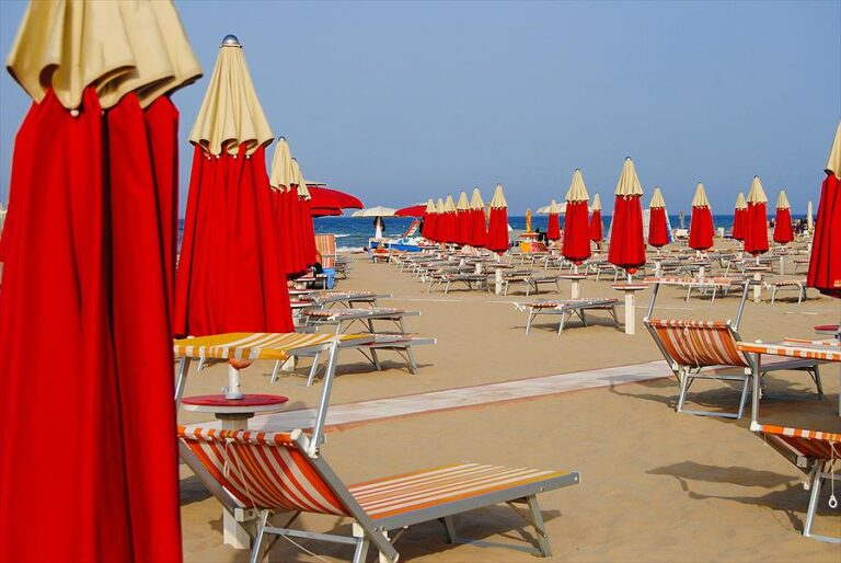 Aanbiedingen en korting International Riccione Camping Village Riccione