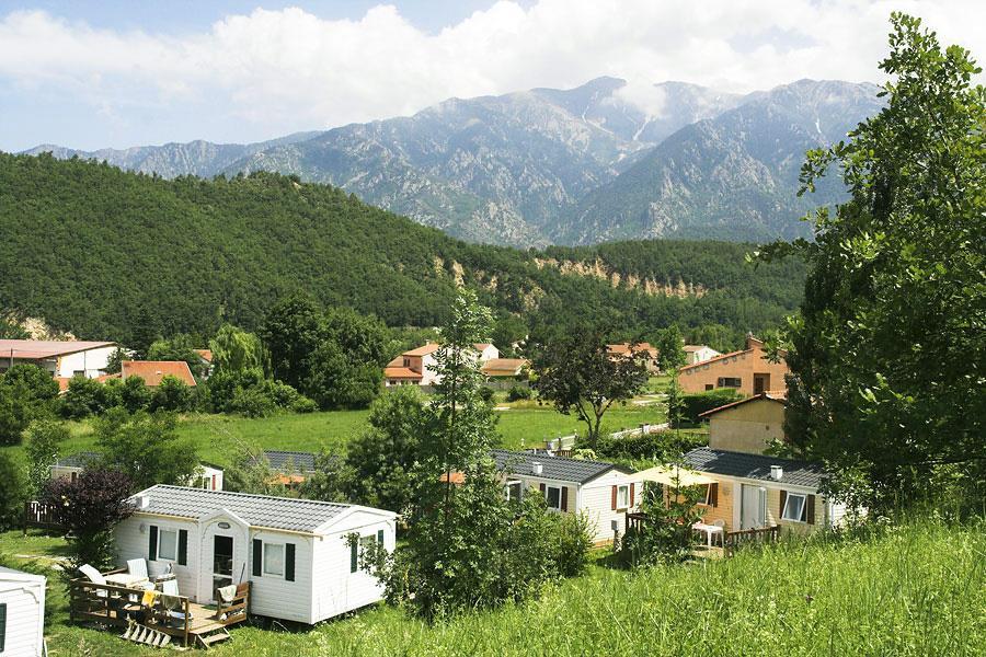 Camping Le Rotja in Fuilla is een kindvriendelijke camping in Frankrijk