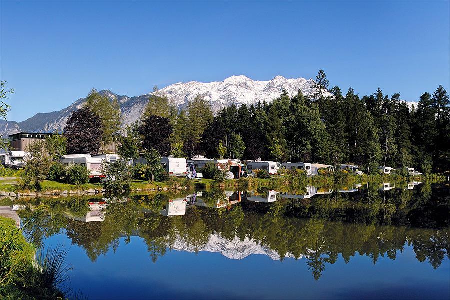 Camping Ferienparadies Natterer See Natters