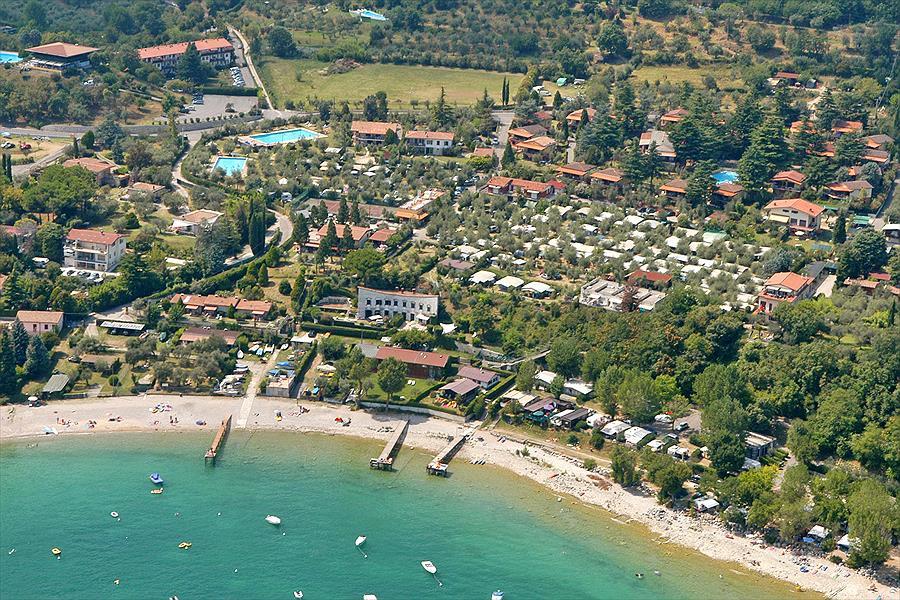 Camping Sanghen in Manerba del Garda is een kindvriendelijke camping in Italië
